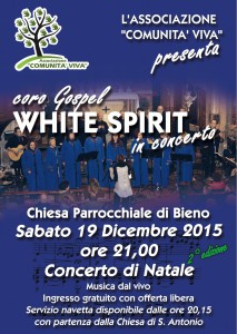 Coro Gospel White Spirit a Rossolampone